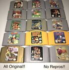 Nintendo 64 video games Clean & Tested Conkers! Consoles & More N64 $3 Shipping