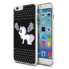 Cute Unicorn 41 - Design Shockproof Hard Case Cover For Mobiles