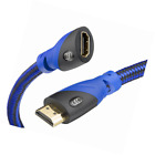HDMI Extender - Male to Female, Extension Cable ( 20 Feet ) High-Speed HDMI Cabl