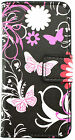 Flip Magnetic Wallet PU leather stand Silicone phone cover case for Samsung #7