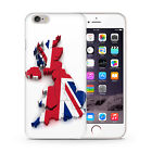 United Kingdom London Britain Flag Phone Case Cover For iPhone 4 5 6 7 8 10 Plus