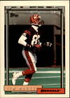 1992 Topps Football Card #s 1-250 +Rookies - You Pick - Buy 10+ cards FREE SHIP