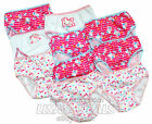 New Girls 10 piece Hello Kitty Disney Frozen Monster High Panties Underwear 6 8