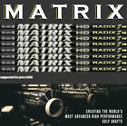 8 Matrix Radix S VIII Graphite Iron .370 Shaft Set (choose Firm-Stiff-Senior)NEW