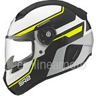 Casco Integral Schuberth SR2 Lightning Yellow