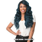 Внешний вид - SENSATIONNEL EMPRESS FREE PART EASY 3-WAY PARTING LACE FRONT EDGE WIG - KAILYN