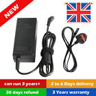 Lot For Samsung Np350v5c-a09uk Laptop Charger Adapter Power Supply With Uk Cord