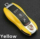 Porsche Cayenne Macan Panamera Boxster 911 Smart Remote Key Holder Shell Cover