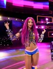 Sasha Banks WWE Photo (Select Size) 4x6 8x10 #15