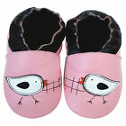 Freeshipping Infant Prewalker Soft Sole Leather Baby Shoes Chicken Pink 0-5 yrs