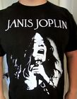 Janis Joplin  Retro Graphic T-Shirt  image