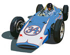 Indianapolis 500 1962 Dan Gurney Mickey Thompson Indy Car canvas art print