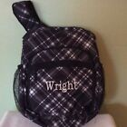 "Thirty-One Organizing Back Pack, Sling Back Over The Shoulddr, ""NEW"""