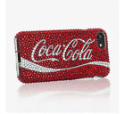 Customized Coca Cola Bling crystals phone case for various phone,phone cover $18.99  on eBay