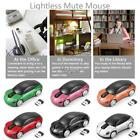 Wirless Mouse Car Wireless Gaming Mouse Optical Computer Mouse USB Mouse 6Colour