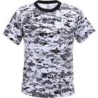 Digital City Camouflage - Military Camouflage Kids T-Shirt