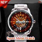 Peterson Harley Davidspn New Sport Metal Watch Limited