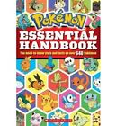 Pokemon: Essential Handbook: The Need-To-Know Stats and Facts on Over 640 Pokemo