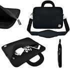 "Google Chromebook 11.6"" Inch Notebook Laptop Sleeve Shoulder Strap Handle Cover"