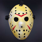 Halloween Jason Voorhees Mask Friday The 13th Horror Movie Hockey Costume Prop@R