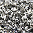 10/20pcs 13X10X5mm Tibetan Silver  Loose Metal Spacer Beads Jewelry Findings
