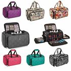 Professional Large Make Up Bag Vanity Case Cosmetic Nail Techs Storage Beauty