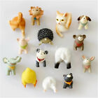 1X Creative Resin 3D Animal Shaped Fridge Magnet Refrigerator Magnet Ornament