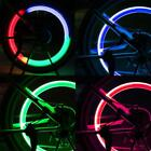 Bike Bicycle Cycling Car Wheel Spoke Tire Wire Tyre LED Light Flash HE8Y