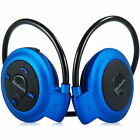 Bluetooth Stereo Headphone Handsfree for iPhone 8 7 6 6S Plus SE 5S i Pad 4 Air