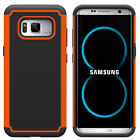 Für Samsung Galaxy Note S4 S5 S6 S7 S8 Mini Outdoor Case Cover Hülle Panzerfolie