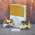 eXtremeRate Full Faceplates Skin Console & Controller Decal Stickers for Xbox On