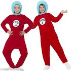 Children's Dr Seuss Thing 1 or Thing 2 Fancy Dress Costume World Book Day Outfit