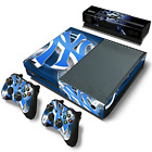 FriendlyTomato Xbox One Console and Controller Skin Set - Baseball MLB - Xbox On