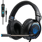 SADES R5 New Xbox One Gaming Headset, Gaming Headsets Headphones For New Xbox On