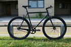 TEMAN Brand new Single Speed Fixed Gear fixie Road Bike Flip Flop hub bicycles