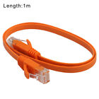 Ethernet CAT6 Network Flat Cable Patch Lead RJ-45 for Smart TV PS4 Xbox LOT