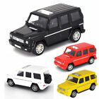 1:43 SUV Pull Back Car Model Alloy Diecast Baby Toy Vehicle Children Gift Kid