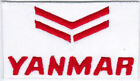 Yanmar Marine Fishing Outboards Motor Badge Embroidered Patch