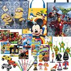 Boys Toy Filled Tote Minion's Ninja Turtles Disney No Candy Easter Gift Basket
