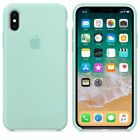 Original Silicone Luxury Ultra-Thin Case for Apple iPhone X XS XR 8 Plus 7 6 6S <br/> Genuine OEM Phone Case,New Arrival for iPhone XS XR MaX