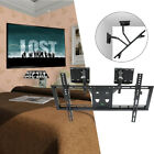 Universal Corner Articulating TV Wall Mount Swivel Bracket 32-65