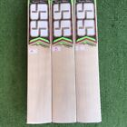 SS Mammoth English Willow Cricket Bat Oval Handle 2.8 LBS + Lots of extras