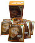 Noorani Henna Color Hair Care Salon Natural Beauty Ammonia Free 6 Pouches 10g