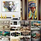Внешний вид - UnFramed Large Canvas Huge Modern Home Wall Decor Art Oil Painting Picture Print