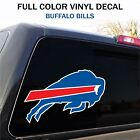 Buffalo Bills Decal Sticker Graphic, Car Truck - 2 Sizes $7.95 USD on eBay