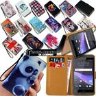 For Various HTC One SmatPhones - Leather Wallet Stand Magnetic Flip Case Cover