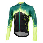 Men's P.R.O. Pursuit Wind Thermal Windproof Zippered Jersey Splash Proof Pockets