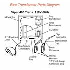 Replacement Aqua Ultraviolet® NEMA Transformers for Viper...