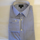 Shirt -Mens 100% Cotton -- Blue