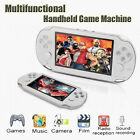"Portable 8GB 4.3"" PSP 2000Games Handheld Video Game Console MP5 Player Set Gift"